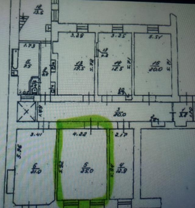 Продается 1-комнатная квартира на ул. Нежинская — 16 500 у.е. (фото №4)