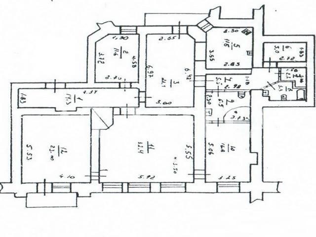 Продается 4-комнатная квартира на ул. Маразлиевская — 180 000 у.е. (фото №11)
