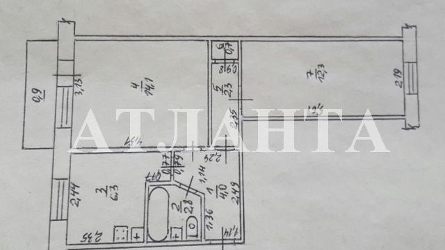 Продается 2-комнатная квартира на ул. Люстдорфская Дорога — 33 000 у.е. (фото №15)