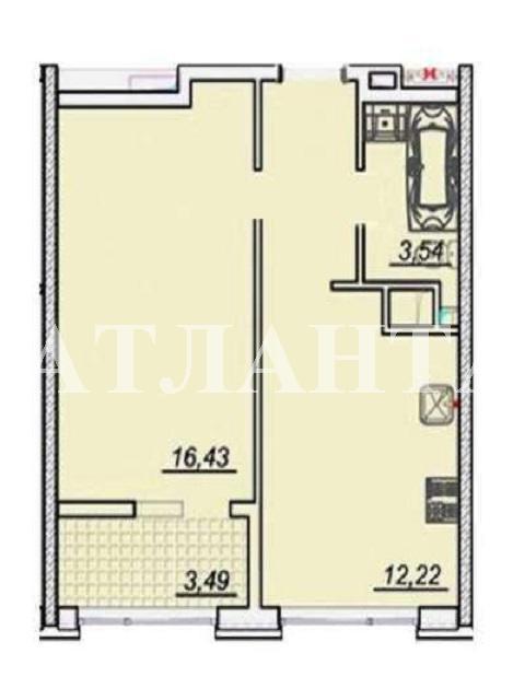 Продается 1-комнатная квартира в новострое на ул. Жм Дружный — 31 500 у.е. (фото №4)