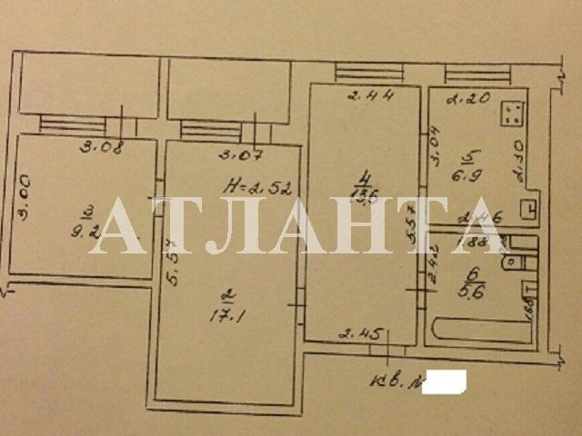 Продается 3-комнатная квартира на ул. Филатова Ак. — 43 000 у.е. (фото №10)