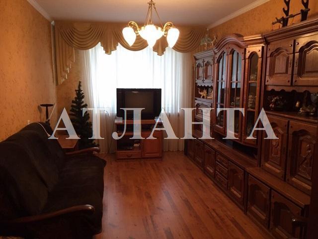 Продается 3-комнатная квартира на ул. Академика Вильямса — 55 000 у.е.