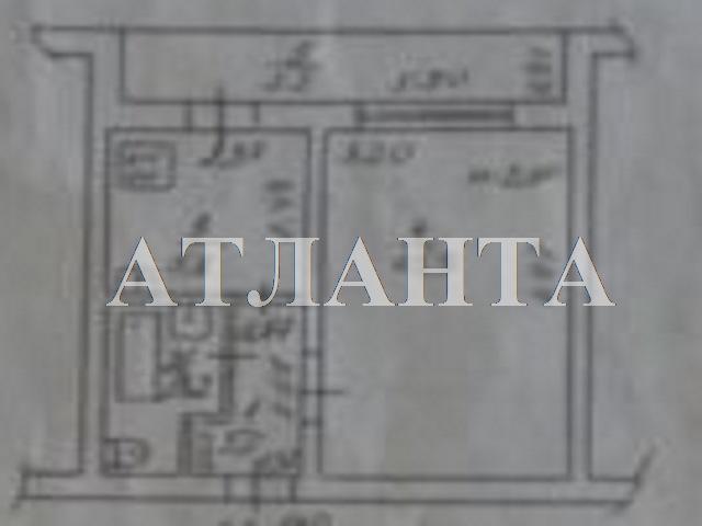 Продается 1-комнатная квартира на ул. Ильфа И Петрова — 34 000 у.е. (фото №12)