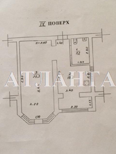 Продается 1-комнатная квартира на ул. Левитана — 62 000 у.е. (фото №10)