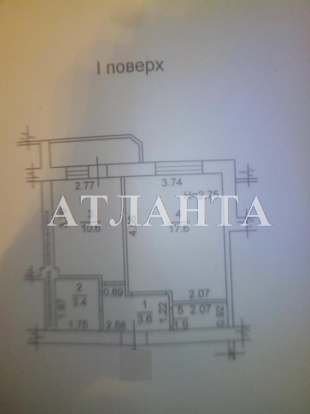 Продается 1-комнатная квартира на ул. Высоцкого — 25 000 у.е. (фото №2)