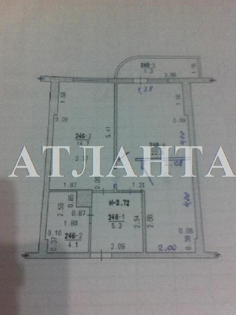 Продается 2-комнатная квартира в новострое на ул. Радужный М-Н — 45 500 у.е. (фото №9)