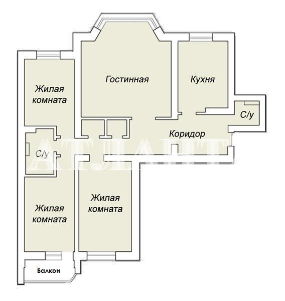 Продается 4-комнатная квартира на ул. Терешковой — 60 000 у.е. (фото №5)
