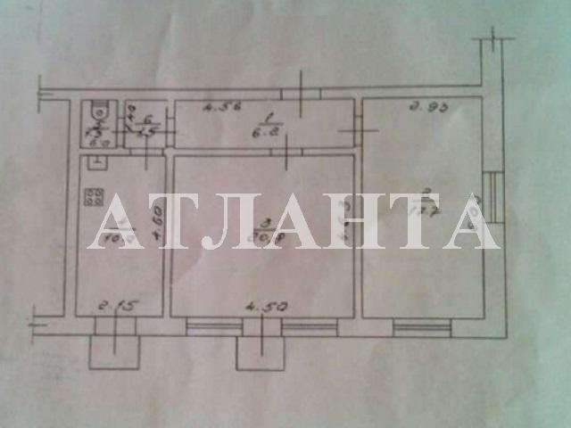Продается 2-комнатная квартира на ул. Скидановская — 56 000 у.е. (фото №11)