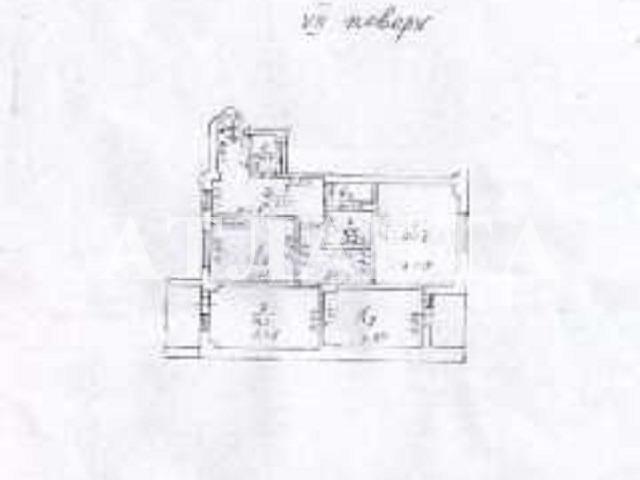 Продается 3-комнатная квартира на ул. Академика Королева — 86 000 у.е. (фото №3)