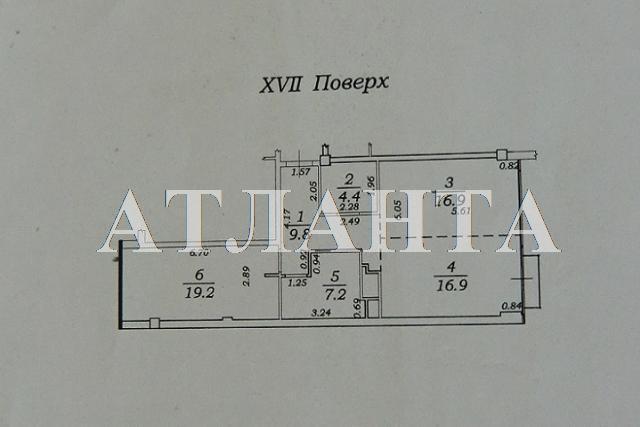 Продается 2-комнатная квартира на ул. Жемчужная — 120 000 у.е. (фото №13)