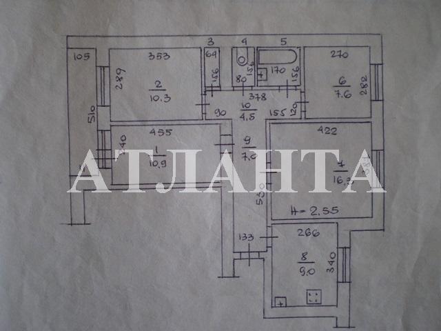 Продается 4-комнатная квартира на ул. Ильфа И Петрова — 55 000 у.е. (фото №9)