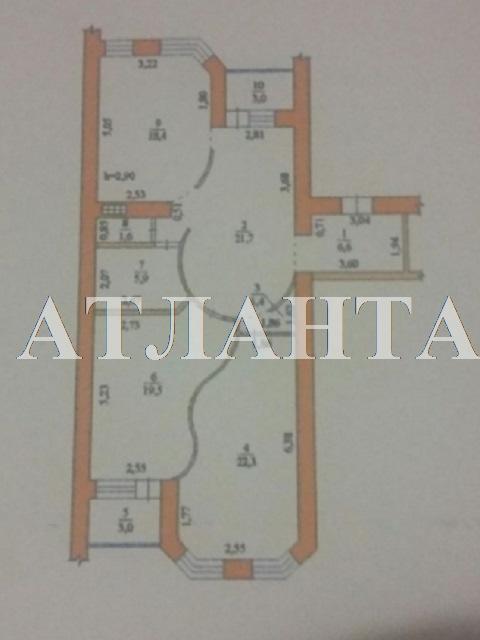 Продается 3-комнатная квартира на ул. Академика Вильямса — 87 000 у.е. (фото №6)