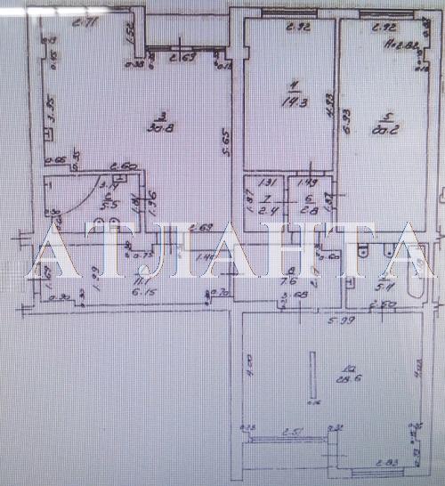 Продается 3-комнатная квартира на ул. Французский Бул. — 199 000 у.е. (фото №12)