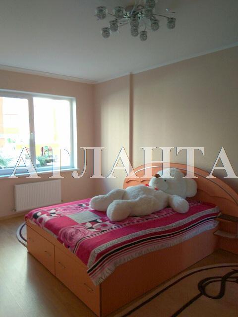 Продается 1-комнатная квартира в новострое на ул. Радужный М-Н — 55 000 у.е.