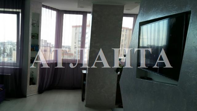 Продается 1-комнатная квартира в новострое на ул. Радужный 1 М-Н — 39 000 у.е. (фото №3)
