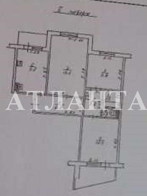Продается 3-комнатная квартира на ул. Средняя — 57 000 у.е. (фото №7)