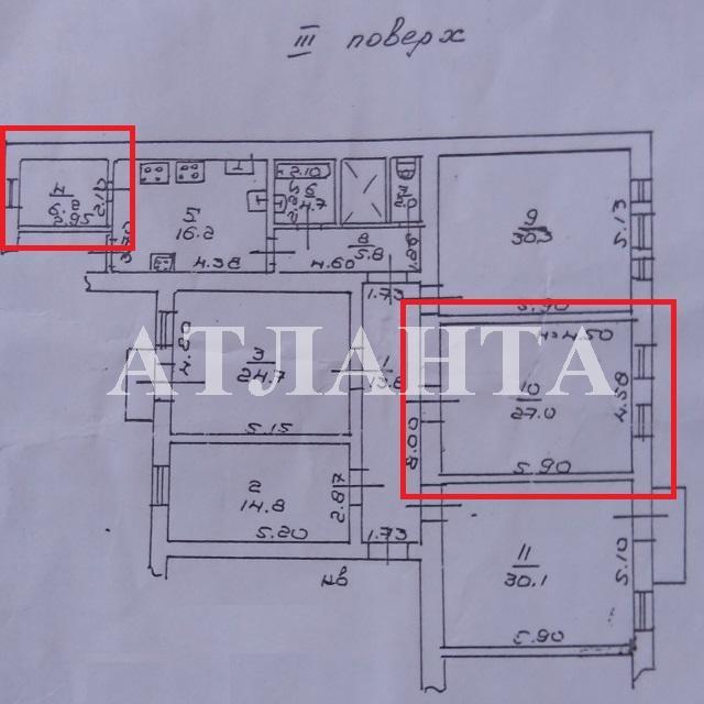 Продается 1-комнатная квартира на ул. Бунина — 23 000 у.е. (фото №14)