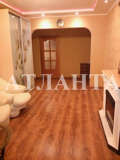 Продается 3-комнатная квартира на ул. Академика Глушко — 62 000 у.е. (фото №2)