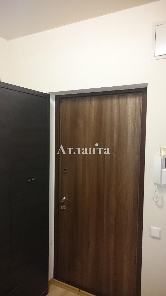 Продается 1-комнатная квартира в новострое на ул. Радужный М-Н — 37 000 у.е. (фото №10)