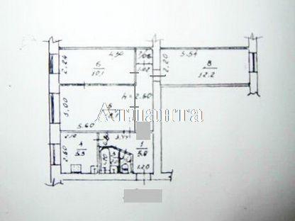 Продается 3-комнатная квартира на ул. Шилова — 42 000 у.е. (фото №9)