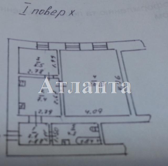 Продается 2-комнатная квартира на ул. Черноморского Казачества — 32 000 у.е. (фото №11)
