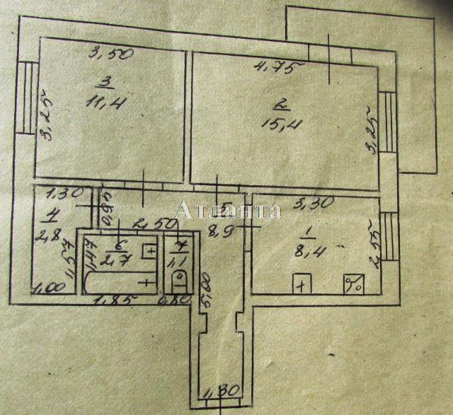 Продается 2-комнатная квартира на ул. Варненская — 48 000 у.е. (фото №5)