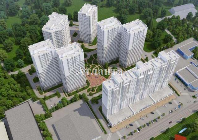 Продается 1-комнатная квартира в новострое на ул. Березовая — 50 000 у.е. (фото №3)
