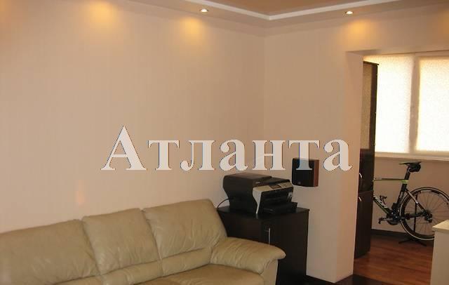 Продается 2-комнатная квартира на ул. Академика Глушко — 90 000 у.е. (фото №4)