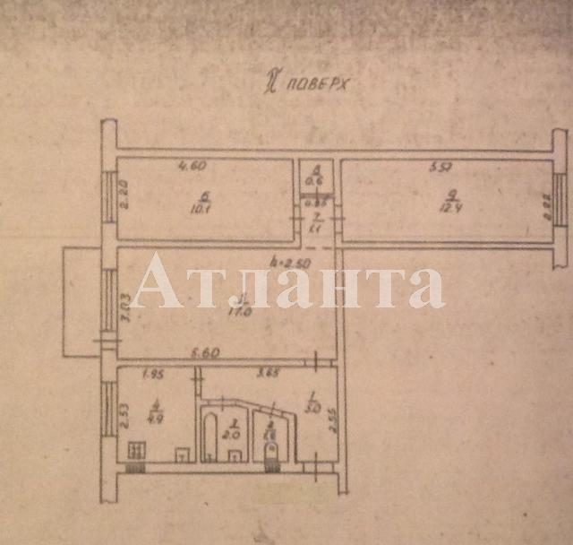 Продается 3-комнатная квартира на ул. Космонавтов — 55 000 у.е. (фото №12)