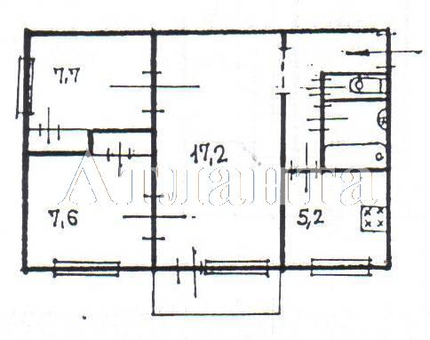 Продается 3-комнатная квартира на ул. Маршала Жукова — 50 000 у.е. (фото №5)