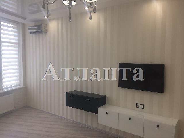 Продается 1-комнатная квартира в новострое на ул. Аркадиевский Пер. — 125 000 у.е.