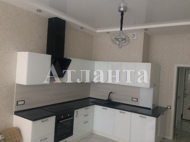 Продается 1-комнатная квартира в новострое на ул. Аркадиевский Пер. — 125 000 у.е. (фото №5)