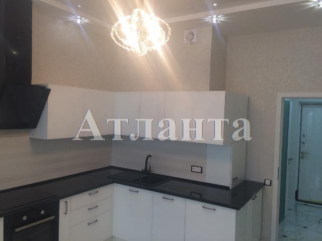 Продается 1-комнатная квартира в новострое на ул. Аркадиевский Пер. — 125 000 у.е. (фото №6)