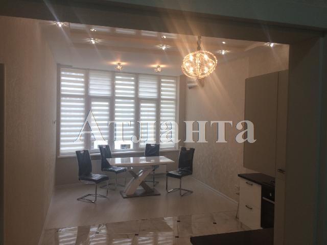 Продается 1-комнатная квартира в новострое на ул. Аркадиевский Пер. — 125 000 у.е. (фото №7)