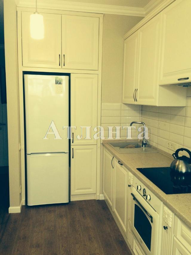 Продается 1-комнатная квартира в новострое на ул. Жемчужная — 55 000 у.е. (фото №4)
