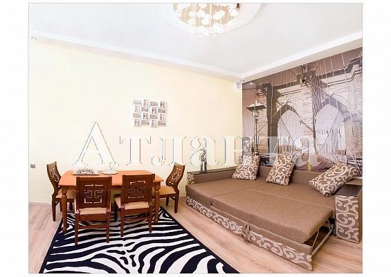 Продается 3-комнатная квартира на ул. Жуковского — 80 000 у.е.