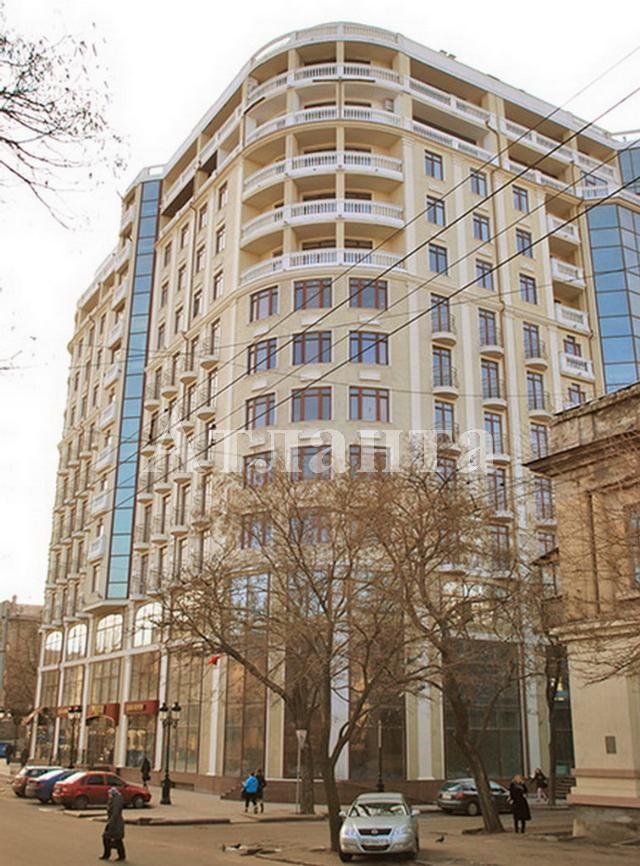 Продается 4-комнатная квартира в новострое на ул. Греческая — 395 000 у.е.