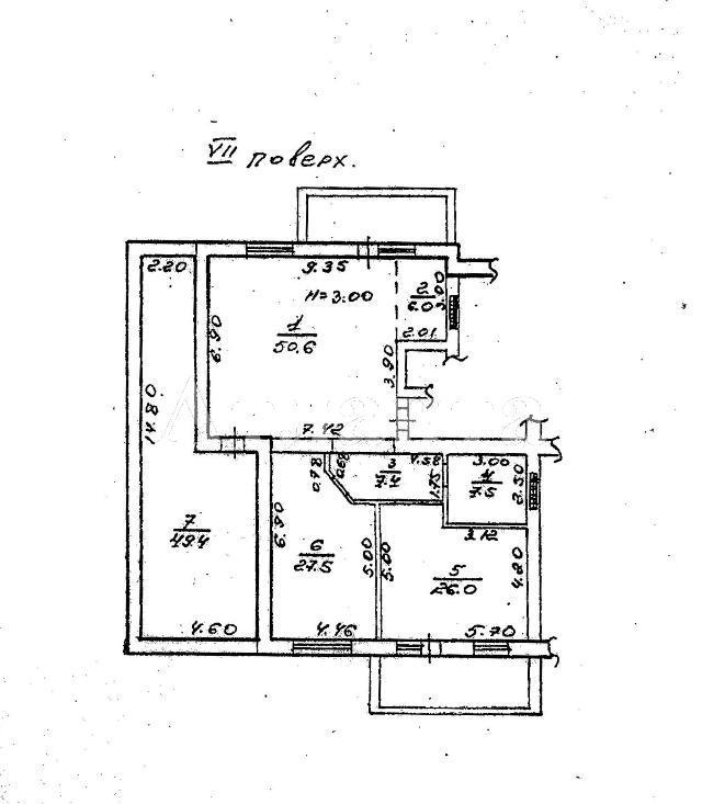 Продается 4-комнатная квартира на ул. Дунаева Пер. — 400 000 у.е. (фото №18)