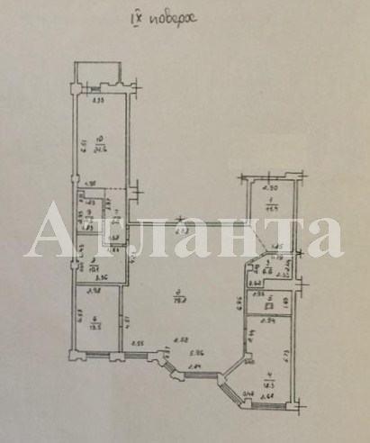 Продается 3-комнатная квартира в новострое на ул. Генуэзская — 490 000 у.е. (фото №14)