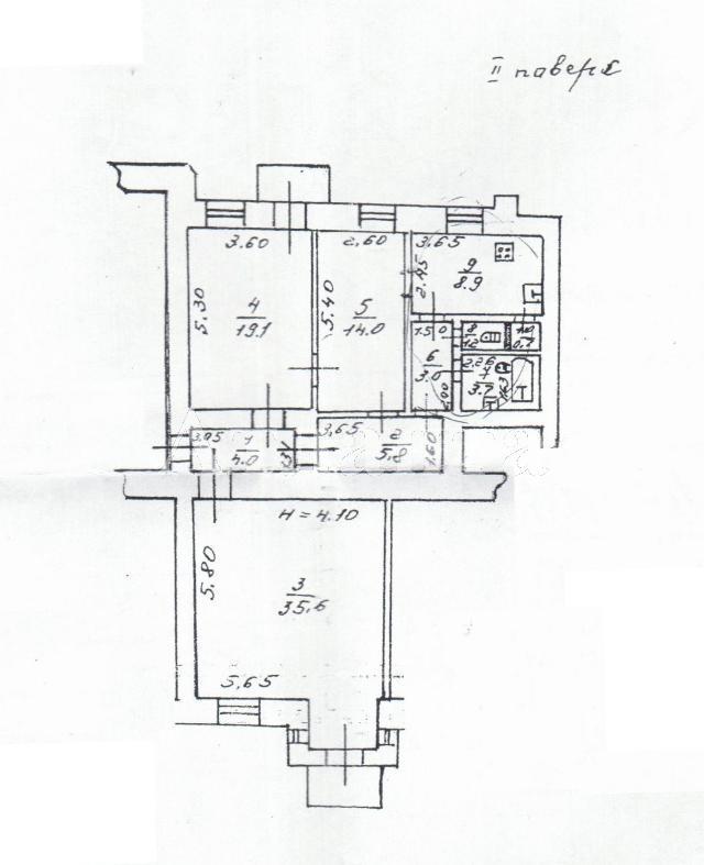 Продается 3-комнатная квартира на ул. Торговая — 130 000 у.е. (фото №14)