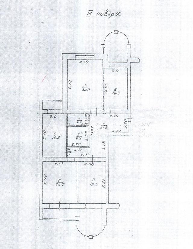 Продается 4-комнатная квартира на ул. Проспект Шевченко — 450 000 у.е. (фото №16)