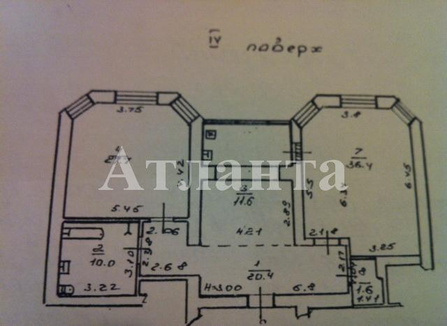 Продается 3-комнатная квартира в новострое на ул. Педагогическая — 165 000 у.е. (фото №15)