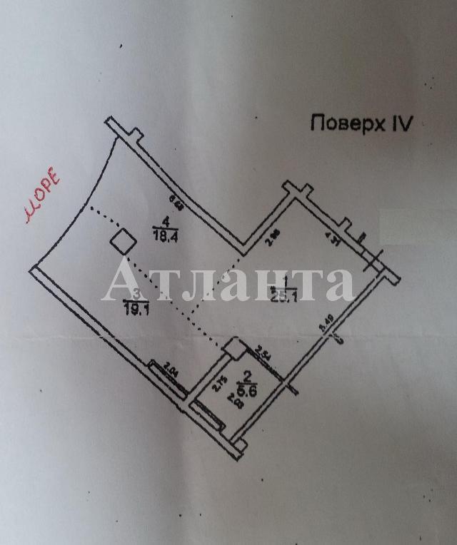 Продается 2-комнатная квартира в новострое на ул. Генуэзская — 110 000 у.е. (фото №9)