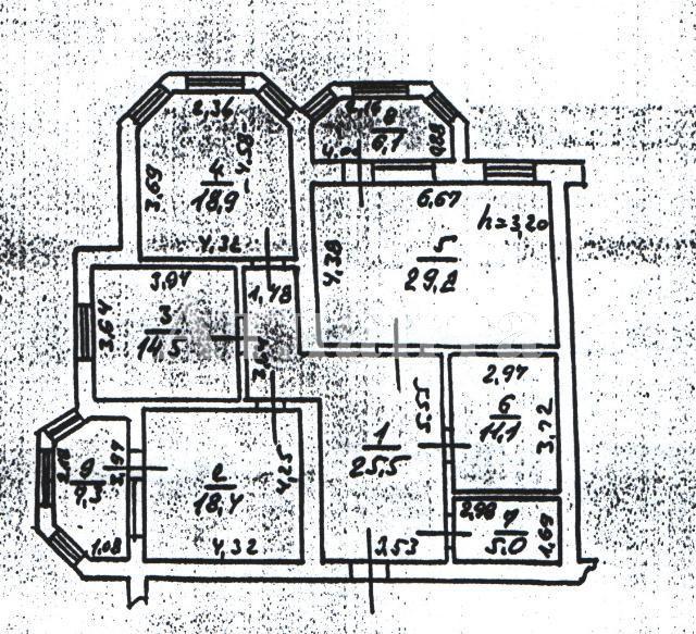 Продается 3-комнатная квартира в новострое на ул. Довженко — 270 000 у.е. (фото №6)