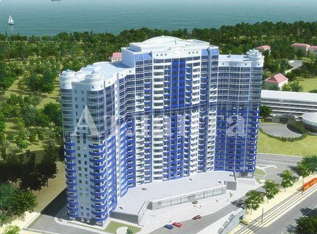 Продается 2-комнатная квартира в новострое на ул. Генуэзская — 93 670 у.е. (фото №2)
