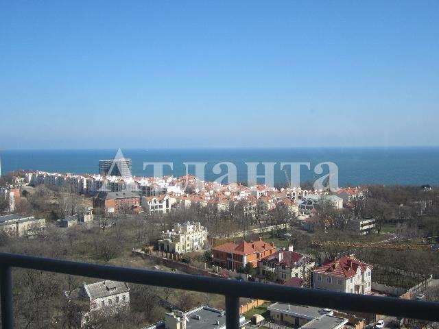 Продается 2-комнатная квартира в новострое на ул. Генуэзская — 105 000 у.е.
