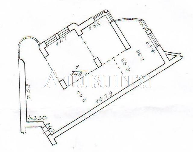 Продается 3-комнатная квартира в новострое на ул. Лидерсовский Бул. — 225 000 у.е. (фото №2)