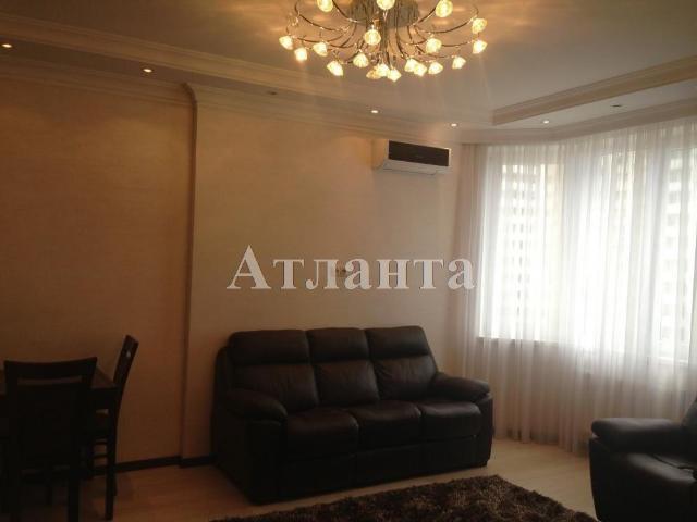 Продается 3-комнатная квартира в новострое на ул. Среднефонтанская — 119 000 у.е. (фото №2)