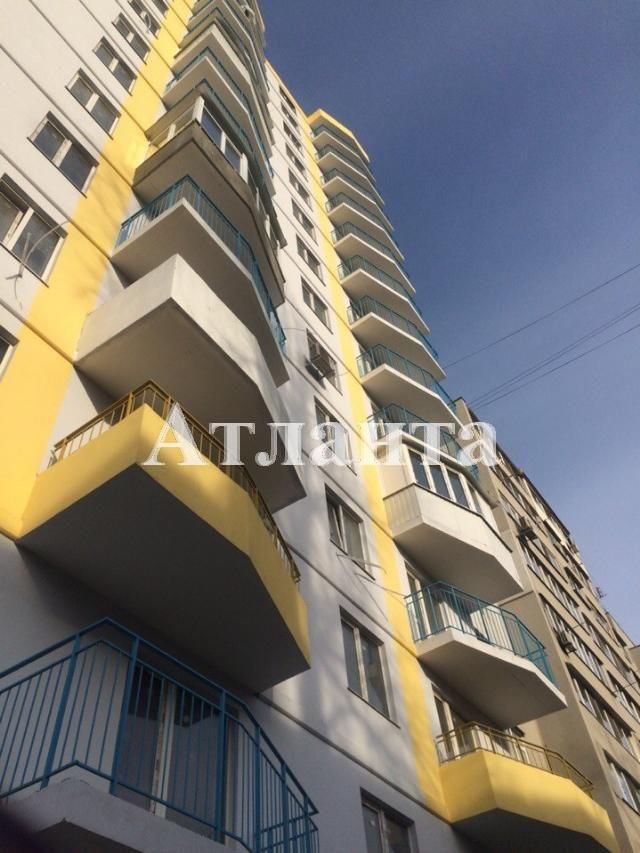 Продается 1-комнатная квартира в новострое на ул. Среднефонтанская — 50 000 у.е. (фото №2)