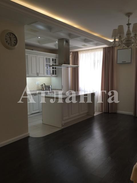 Продается 2-комнатная квартира в новострое на ул. Гагаринское Плато — 200 000 у.е.